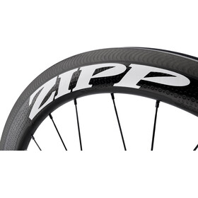 Zipp 404 Firecrest Carbon Clincher SRAM/Shimano wit/zwart